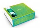 """Die Limited Editin """"Joy in a box"""" verwöhnt die Haut mit einer Duftkomposition aus Kokosöl und kühlender Minze."""
