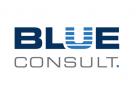 (Foto: BLUE CONSULT) Das Logo von BLUE CONSULT, Partner von NavaTec