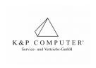 (Foto: K&P Computer) Das Logo von K&P Computer, Partner von NavaTec