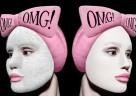 OMG! Detox Bubbling Microfiber Mask