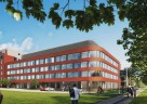 (Foto: Standortinitiative Weilimpark. e.V.) Die Vector Informatik GmbH erweitert eines ihrer Gebäude am Stammsitz im Businessgebiet Weilimpark Stuttgart.