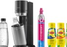 (Bild: SodaStream) SodaStream launcht Sirup-Variationen der weltweiten No.-1-Eisteemarke Lipton.