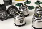 Der neue LED-Scheinwerfer ist smart in den Rahmen des TiCad Liberty integriert