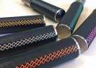 TiCad variiert mit Nähten und Leder für das perfekte Design