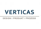 (Foto: Verticas) Das Logo von Verticas