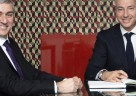 (Foto: Moak) Alessandro Spadola, Geschäftsführer von Caffè Moak (l.) und Andrea Zappalorto, Chief Commercial Officer Caffè Moak (r.)