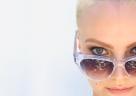 (Foto: Franziska Knuppe) Supermodel Franziska Knuppe ist neue Markenbotschafterin von pro optik.